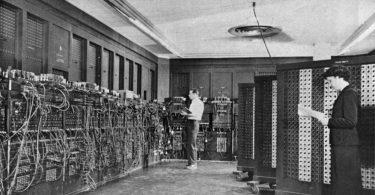 eniac primeiro computador do mundo