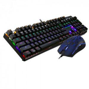 Teclado e Mouse Motospeed CK666