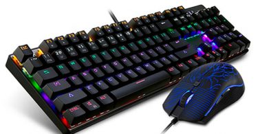 Mouses e Teclados Gamers
