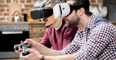 realidade aumentada e realidade virtual