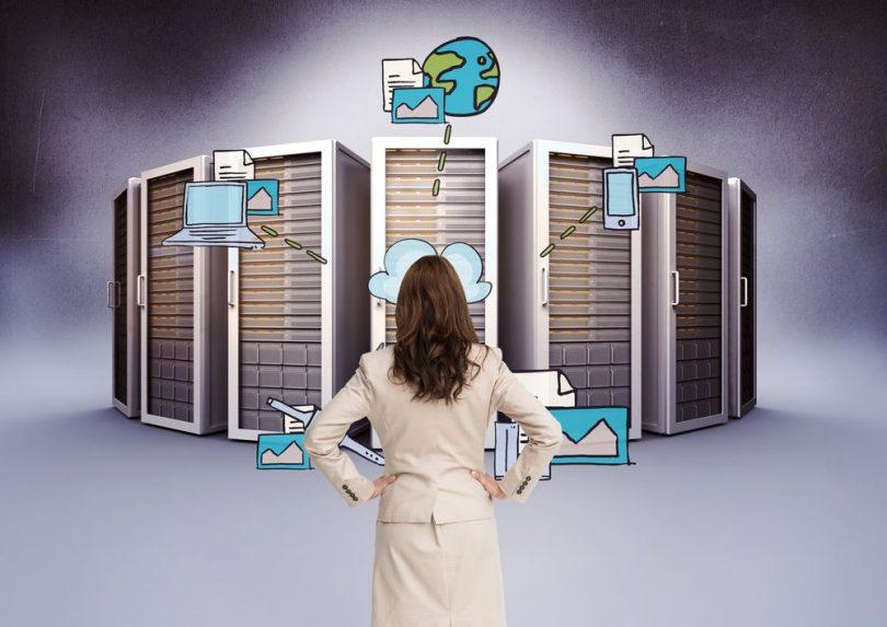tipos de armazenamento de rede