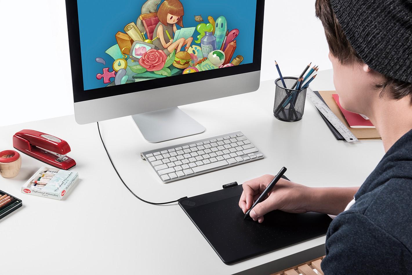 As melhores mesas digitalizadoras para iniciantes na arte digital