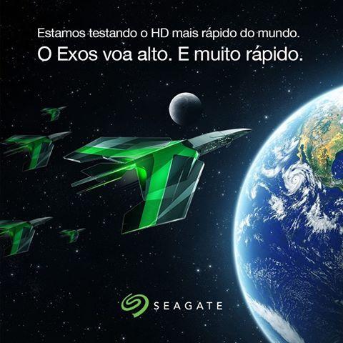 Série Exos da Seagate