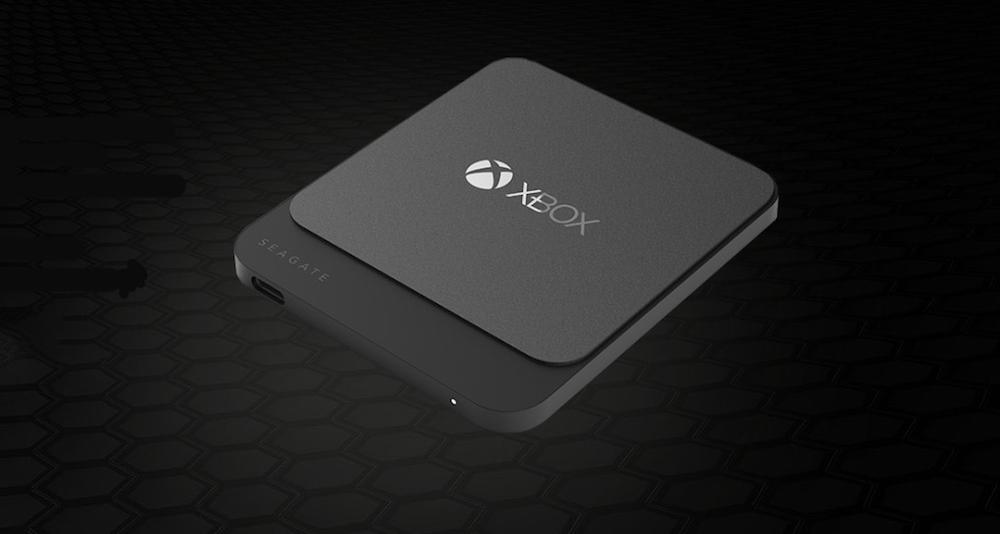 Drive para Xbox SSD da Seagate