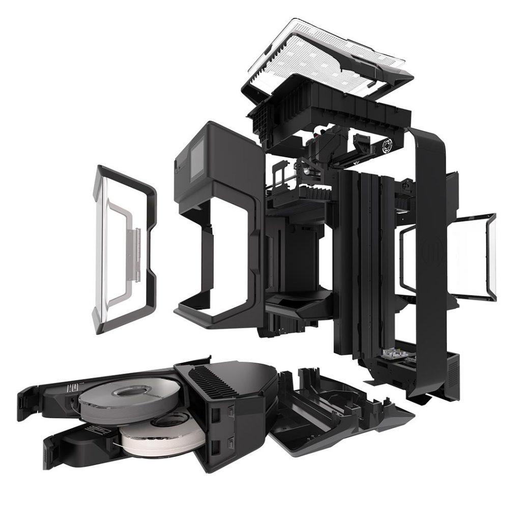 Impressora 3D Method