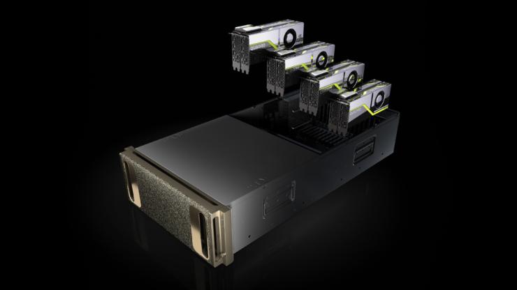 Quadro RTX Server